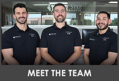 Chiropractor Rowlett TX James Fowler, Juan Espinosa & Ryan Phillips